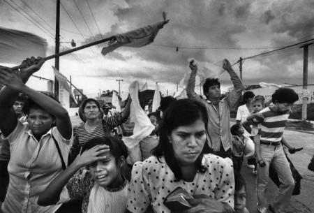 Fotos de la Guerra Civil de el Salvador Guerra Civil en el Salvador